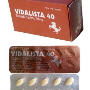 """וידליסטה 40 מ""""ג VIDALISTA"""